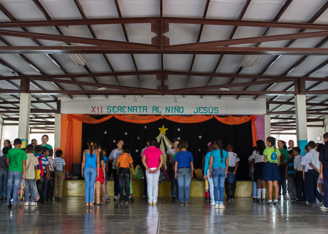 Principal No. 7 of Bolivarian Schools