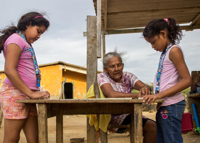 Principal No. 8  of Bolivarian Schools