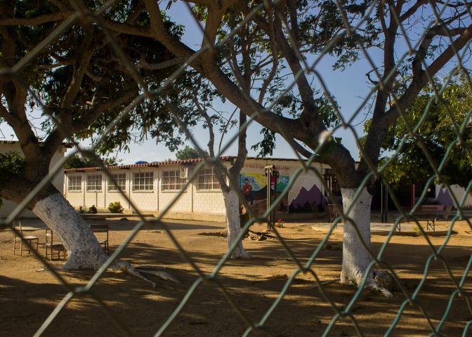 Principal No. 9  of Bolivarian Schools