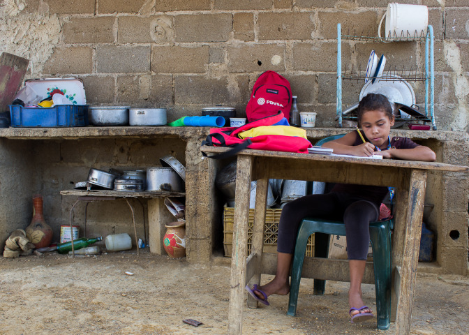 Principal No. 4 of Bolivarian Schools
