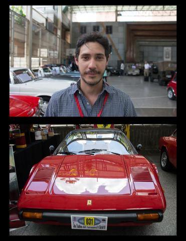 Raul 1980 Ferrari 309   1978