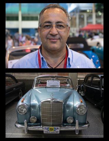 Jose 1965,Mercedez 1965