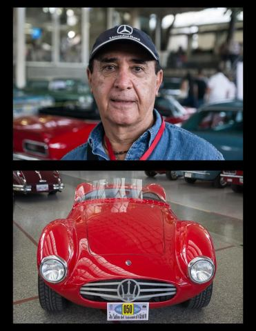 Juan 1948 Maserati 1954