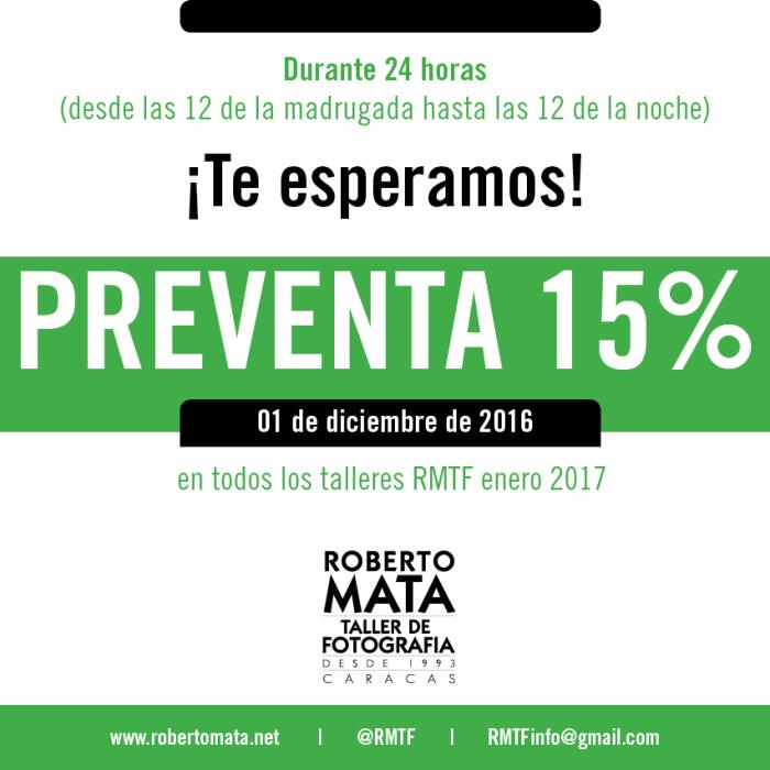 preventa 2016