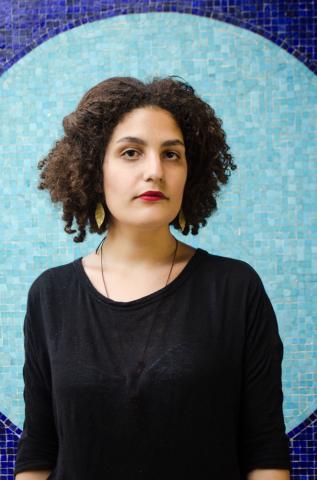 Retrato de María Lara.