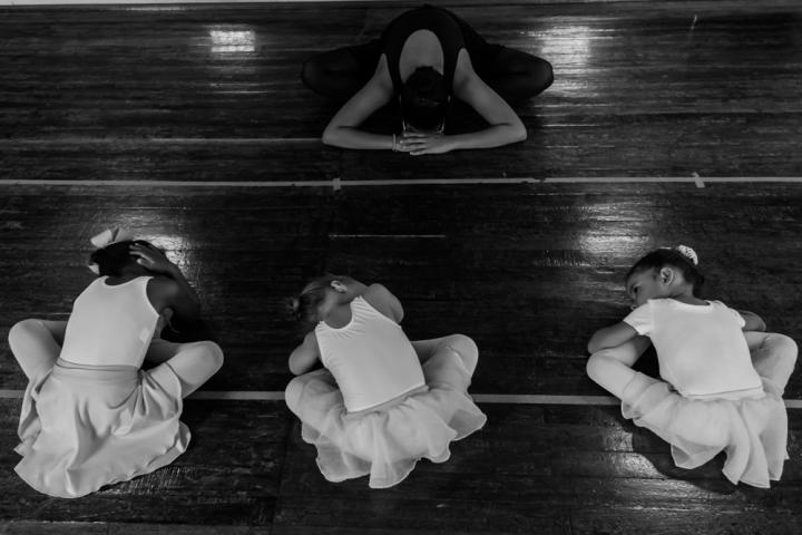 Reportaje en Fotos - El ballet, una pasión.