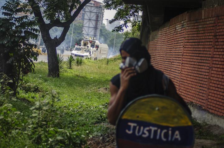Protesta Caracas 26A por Gabriel Mendez -16