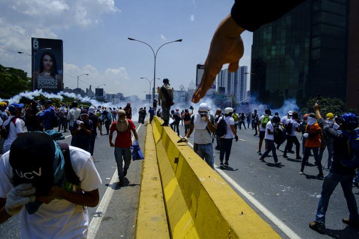 Protesta Caracas 26A por Gabriel Mendez -18