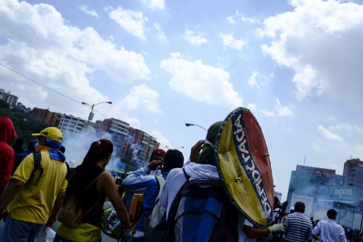 Protesta Caracas 26A por Gabriel Mendez -21