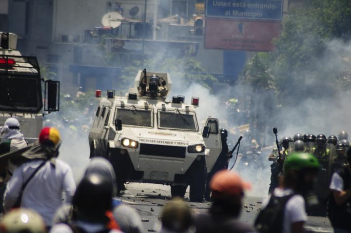 Protesta Caracas 26A por Gabriel Mendez -4