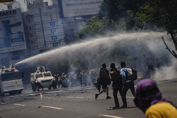 Protesta Caracas 26A por Gabriel Mendez -7
