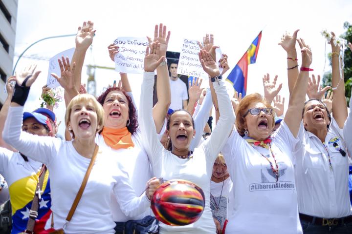 6 mayo Mujeres contra la represion por Gabriel Mendez-1