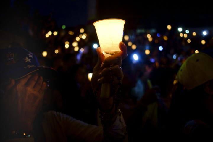 Marcha de las Luces 17 de mayo por Gabriel Mendez -11