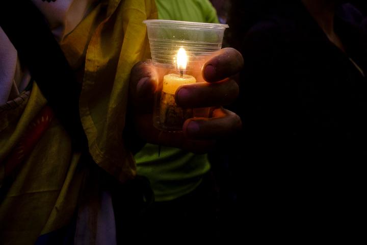 Marcha de las Luces 17 de mayo por Gabriel Mendez -4