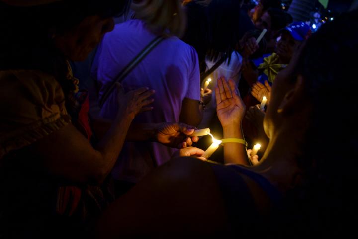 Marcha de las Luces 17 de mayo por Gabriel Mendez -5