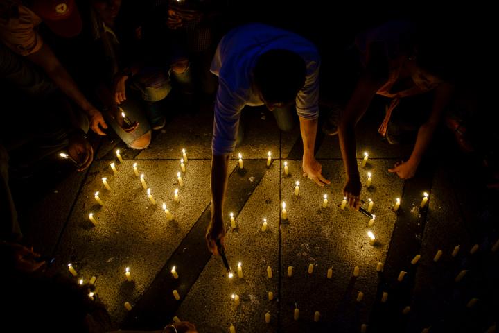 Marcha de las Luces 17 de mayo por Gabriel Mendez -7