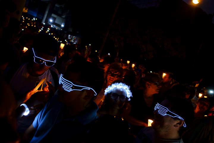 Marcha de las Luces 17 de mayo por Gabriel Mendez -8