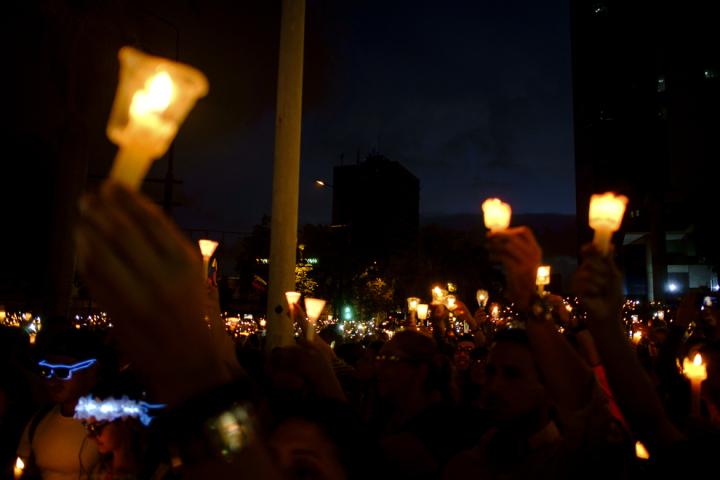 Marcha de las Luces 17 de mayo por Gabriel Mendez -9