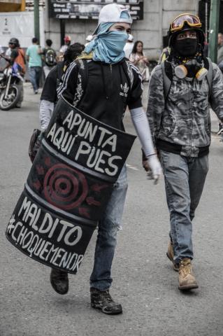 CaoSanchez_Protesta10JunioCaracas